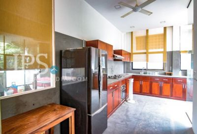 Tonle Bassac, Phnom Penh | House for rent in Chamkarmon Tonle Bassac img 5