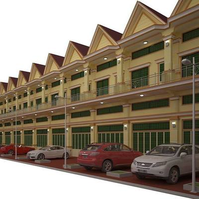 Borey  Thpu Lorn, Chaom Chau, Phnom Penh | Borey for sale in Por Sen Chey Chaom Chau img 0
