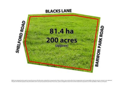 Vacant Land - A Great Opportunity Awaits     200 acres - 81.37 ha (approx.)