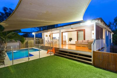 Stylish Living in an Ashgrove Queenslander