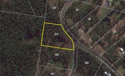 5 ACRE BLOCK CLOSE TO TOWN!