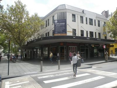 Sydneys Premier Entertainment Strip