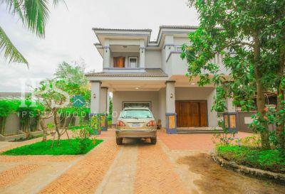 Svay Dankum, Siem Reap | House for rent in Siem Reap Svay Dankum img 1