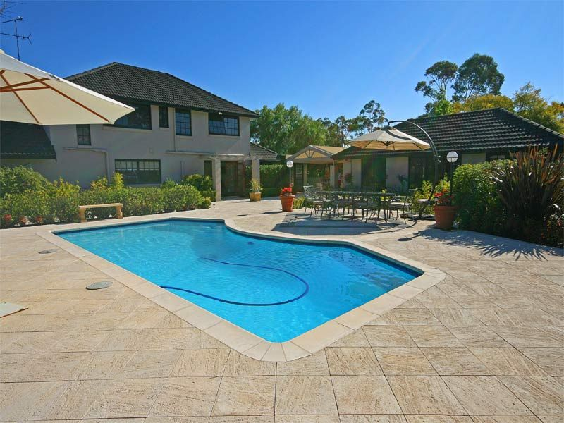SOLD! Magnificent Country Estate on just under 8 acres with separate 3 bed guest house. Stunning poolside entertaining   exclusive lifestyle property