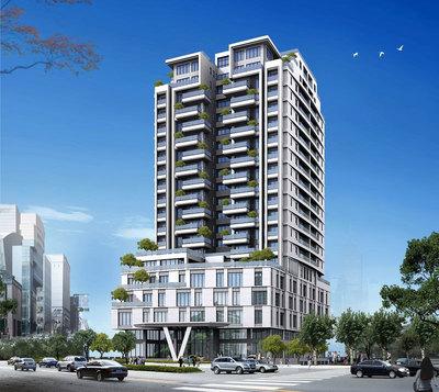 TK Royal  One, Tuek L'ak 1, Phnom Penh | New Development for sale in Toul Kork Tuek L'ak 1 img 0