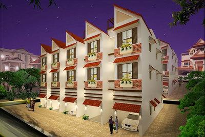 Kampong Speu Flat  & New Market , Rokar Thum, Kampong Speu | Borey for sale in Chbar Mon Rokar Thum img 6