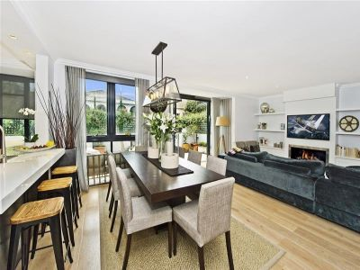 Fully Renovated Whisper-Quiet Penthouse Apartment Big On Space, Elegance & Convenience