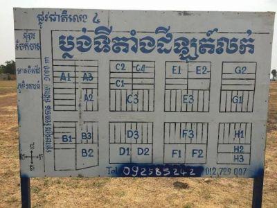 Baek Chan | Land for sale in Angk Snuol Baek Chan img 0