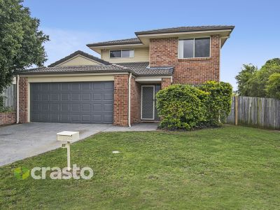 DOUBLE STOREY 5 BEDROOM HOME WITH AIR-CONDITIONING!