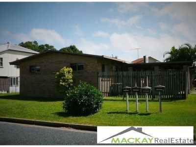 Great 2 bedroom unit that is close to town.