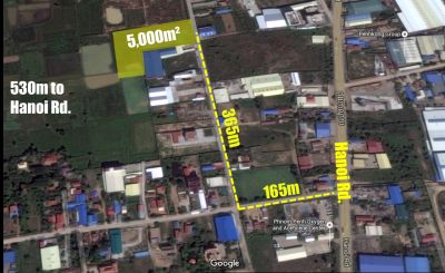 Phnom Penh Thmey, Phnom Penh   Land for sale in Russey Keo Phnom Penh Thmey img 2