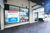 Retail Space 62m2. Ideal Cafe, Retail or office. Fantastic wide shop front. Parramatta city centre. Great terms.