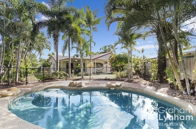 Beautiful Family Home With In Ground Pool