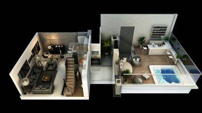Ca & Sa Condominium, Tonle Bassac, Phnom Penh | Condo for sale in Chamkarmon Tonle Bassac img 4