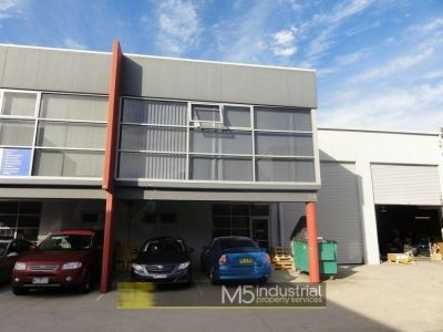 247sqm - Modern Warehouse in Security Complex (VIDEO ATTACHED)