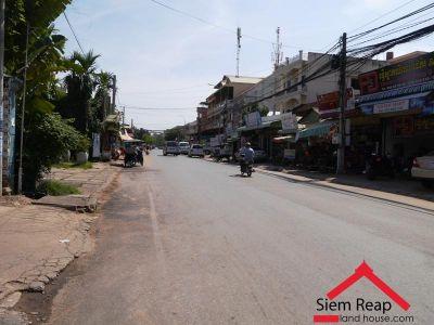 Sala Kamraeuk, Siem Reap   Land for sale in  Siem Reap Sala Kamraeuk img 1