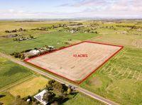 10 acre (4ha) Lifestyle allotment
