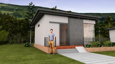 VKirirom Project, Phnom Touch, Kampong Speu   New Development for sale in Odongk Phnom Touch img 1