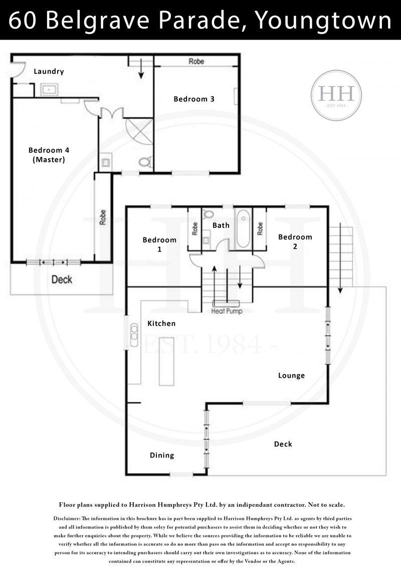 60 Belgrave Parade Floorplan