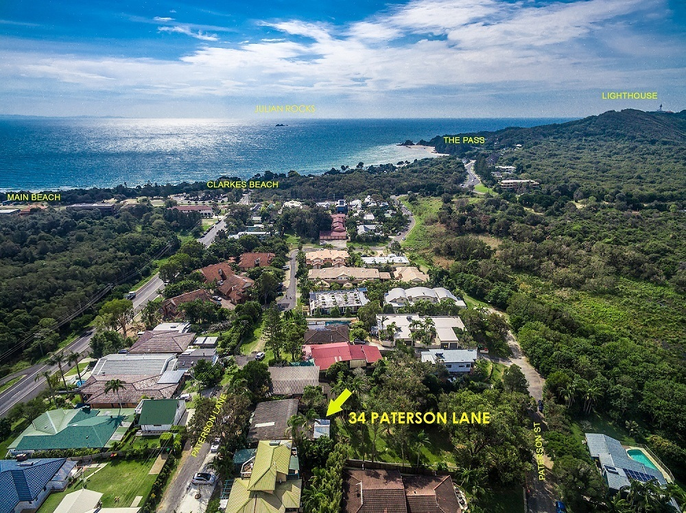 34 Paterson Lane, Byron Bay