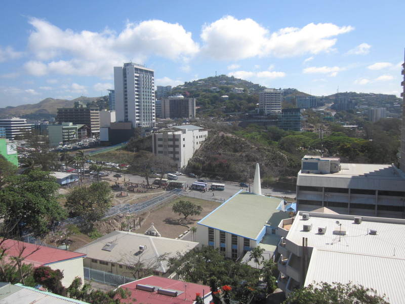 Apartment for rent in Port Moresby Paga Hill