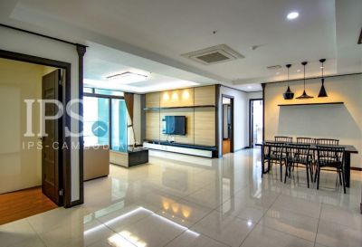 BKK 1, Phnom Penh | House for rent in Chamkarmon BKK 1 img 1