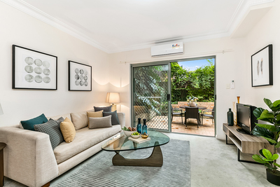 RARE INNER WEST TRI-LEVEL TOWNHOUSE