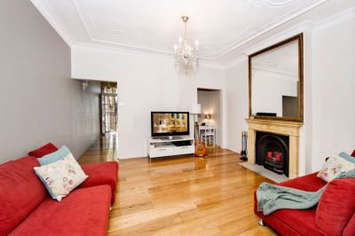 Stylishly Renovated Terrace House With Rear Lane Access/Potential Garage & Elite Address
