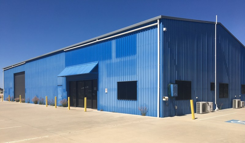 Quality Industrial Premises