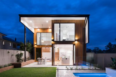 Architectural Family Sanctuary