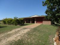 Large Brick Home with Pool and Large 5 Bay Shed on 4.92 Acres - Quiet location on edge of town with town water.