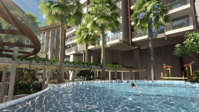 D'Sea view, Sangkat Bei, Sihanoukville | Condo for sale in Sihanoukville Sangkat Bei img 16