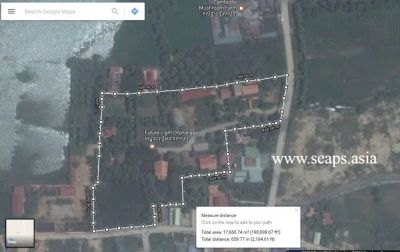 Boeung Reang, Phnom Penh | Land for sale in Daun Penh Boeung Reang img 1