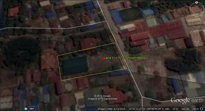 Concrete raod, Kampong Cham | Land for sale in Batheay  img 2