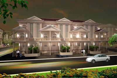 Kampong Speu Flat  & New Market , Rokar Thum, Kampong Speu | Borey for sale in Chbar Mon Rokar Thum img 7