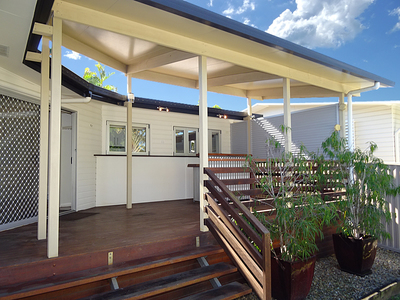 RENOVATED HOME IN QUIET LOCATION