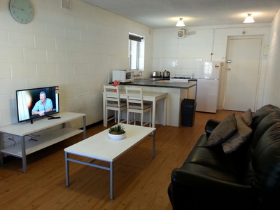 FULLY SELF CONTAINED APARTMENT