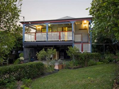 Terrific Refurbished Queenslander