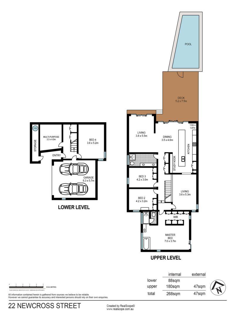 22 Newcross Street Indooroopilly 4068