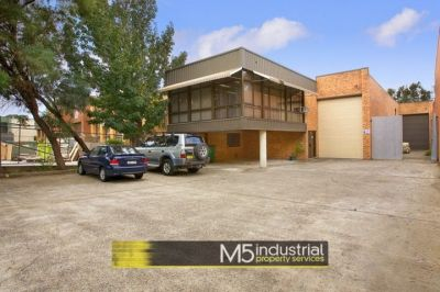 324 SQM - HIGH CLEARANCE WAREHOUSE WITH SECURE YARD