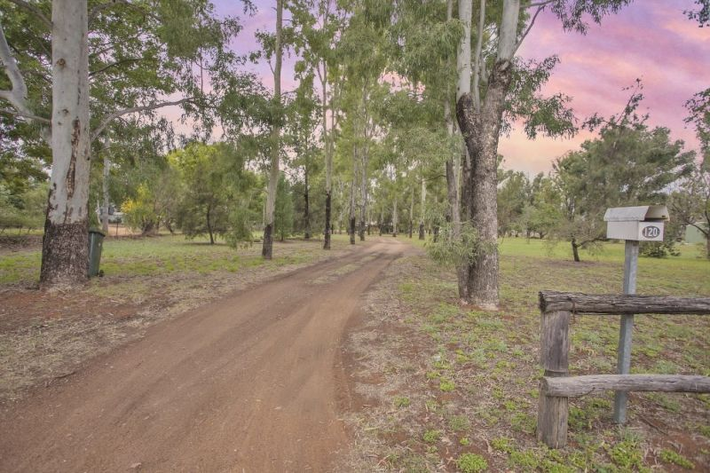 An Outstanding Offering 5 Acres of Red Loam with Bore and Sheds