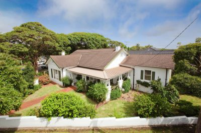 Gracious Single-Storey Home on 607 Sqm Level Land. 2 Street Frontages + Ideal NE Aspect + Level Access + Potential views. Renovate/Rebuild/Redevelop