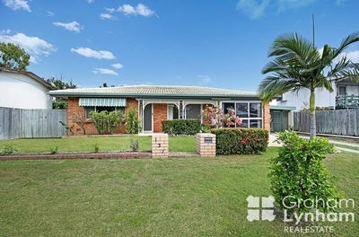 Three bedroom home with rear access to two bay shed