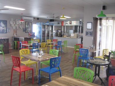 Cafe/Restaurant - Negotiable Vendor - Price Reduced