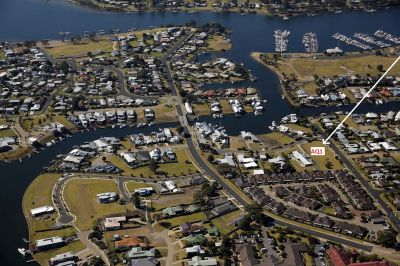 STOP LOOKING: LOT 3, 1 ADMIRAL'S QUAY, PAYNESVILLE