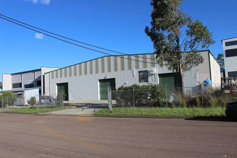 Industrial Warehouse Development