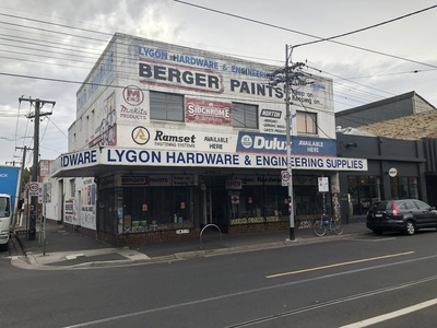 245-247 Lygon Street, Brunswick East