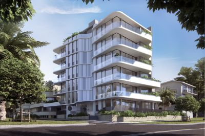 AN EXCLUSIVE COLLECTION OF LUXURY APARTMENTS COMING SOON TO CRONULLA