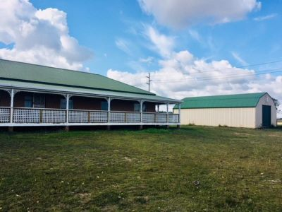 4 Bedroom Home and Large Shed