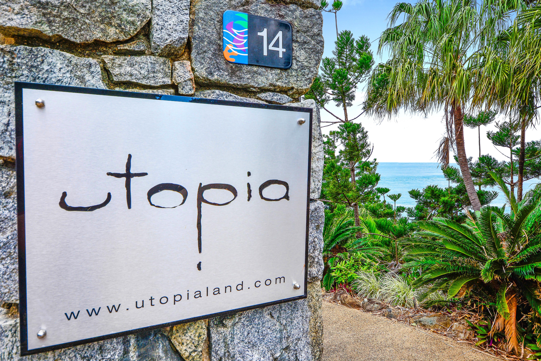 . Utopia on Hamilton , Hamilton Island